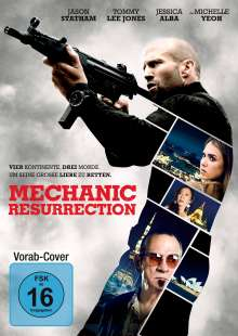 Mechanic: Resurrection, DVD