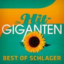 Die Hit-Giganten: Best Of Schlager, 3 CDs