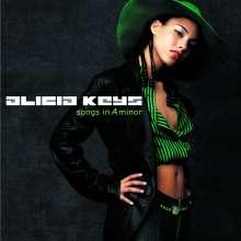 Alicia Keys (geb. 1981): Songs In A Minor (180g), 2 LPs
