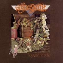 Aerosmith: Toys In The Attic (180g), LP