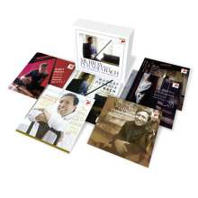 Murray Perahia plays Bach - The Complete Recordings, 8 CDs