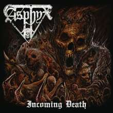 Asphyx: Incoming Death, CD