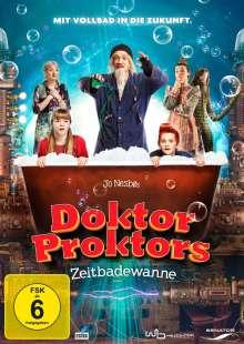 Doktor Proktors Zeitbadewanne, DVD