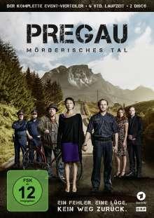 Pregau - Mörderisches Tal, 2 DVDs