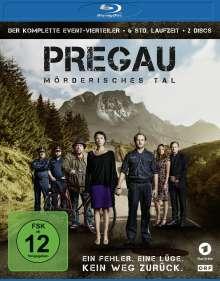 Pregau - Mörderisches Tal (Blu-ray), 2 Blu-ray Discs