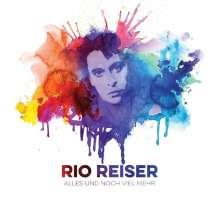 Rio Reiser: Alles und noch viel mehr – Das Beste, 2 LPs