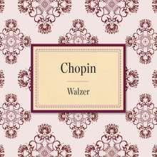 Frederic Chopin (1810-1849): Walzer Nr.1-12, CD