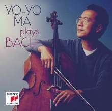 Yo-Yo Ma plays Bach, CD