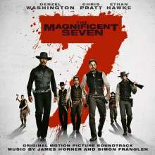 James Horner & Simon Franglen: Filmmusik: The Magnificent Seven, CD