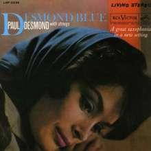 Paul Desmond (1924-1977): Desmond Blue +Bonus, CD