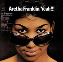 Aretha Franklin: Yeah!!!, CD