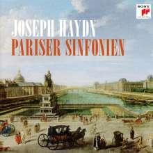 Joseph Haydn (1732-1809): Symphonien Nr.82,83,85, CD