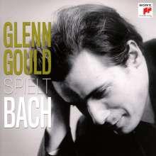 Glenn Gould spielt Bach, CD