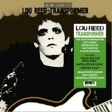Lou Reed: Transformer (remastered), LP