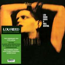 Lou Reed: Rock'n' Roll Animal (remastered), LP
