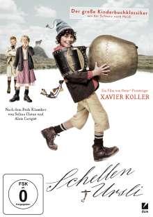 Schellen-Ursli, DVD