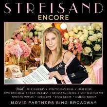 Barbra Streisand: Encore: Movie Partners Sing Broadway (180g), LP