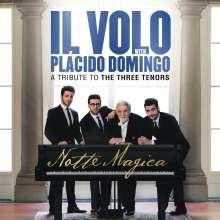 Il Volo: Notte Magica: A Tribute To The Three Tenors (Live 2016), CD