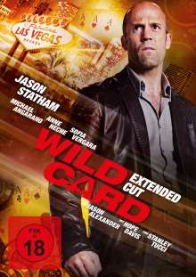 Wild Card (Extended Cut), DVD