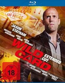 Wild Card (Extended Cut) (Blu-ray), Blu-ray Disc