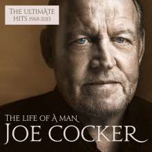 Joe Cocker: The Life Of A Man: The Ultimate Hits 1968 - 2013 (Essential Edition) (180g), 2 LPs