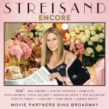 Barbra Streisand: Encore: Movie Partners Sing Broadway (Deluxe Edition), CD