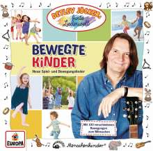 Bewegte Kinder, CD