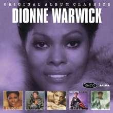Dionne Warwick: Original Album Classics, 5 CDs