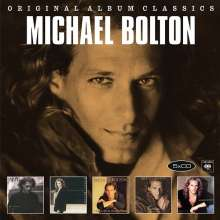 Michael Bolton: Original Album Classics, 5 CDs