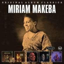 Miriam Makeba: Original Album Classics, 5 CDs