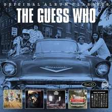 The Guess Who: Original Album Classics, 5 CDs