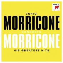 Ennio Morricone (geb. 1928): Morricone conducts Morricone - His Greatest Hits, CD
