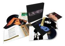 Lou Reed: The RCA & Arista Vinyl Collection Vol. 1 (remastered), 6 LPs