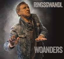 Georg Ringsgwandl: Woanders, CD