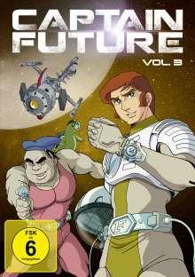 Captain Future Vol. 3, 2 DVDs