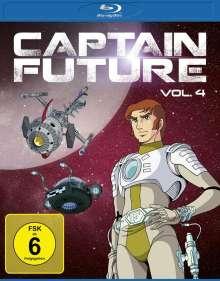 Captain Future Vol. 4 (Blu-ray), Blu-ray Disc