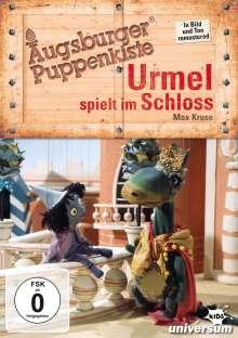 Augsburger Puppenkiste: Urmel spielt im Schloss, DVD