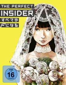 The Perfect Insider (Komplettbox) (Blu-ray), 3 Blu-ray Discs