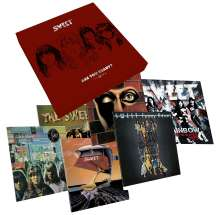 The Sweet: Are You Ready? - The RCA Era (180g) (Limited-Edition-Box-Set), 7 LPs