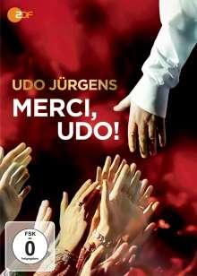 Udo Jürgens: Merci, Udo!, 3 DVDs