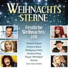 Weihnachtssterne: Festliche Weihnachtszeit, CD