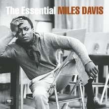 Miles Davis (1926-1991): The Essential Miles Davis, 2 LPs