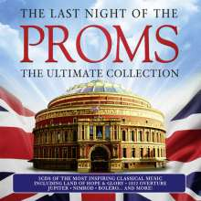 Last Night of the Proms - The Ultimate Collection, 3 CDs