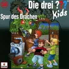 Die drei ??? Kids 58. Spur des Drachen, CD