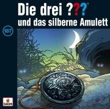 Die drei ??? (Folge 187) - und das silberne Amulett, CD