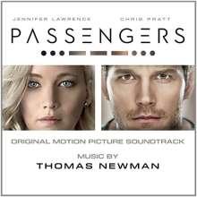 Thomas Newman (geb. 1955): Filmmusik: Passengers, CD