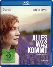 Alles was kommt (Blu-ray), Blu-ray Disc
