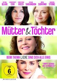 Mütter & Töchter, DVD