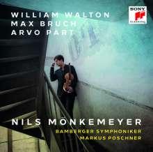Nils Mönkemeyer - Violakonzerte, CD