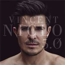 Vincent Niclo: 5.0, CD